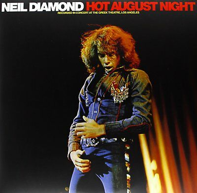 Neil Diamond - Hot August Night - 2Lp Vinyl Lp - New