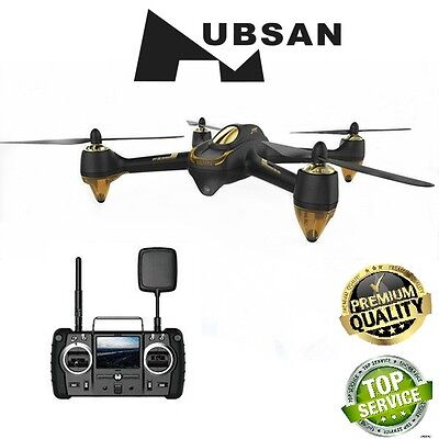 Hubsan H501S X4 5.8G FPV Brushless With 1080P HD Camera, GPS, RC Quadcopter RTF