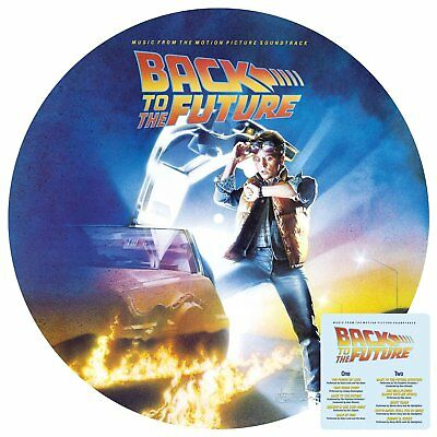Soundtrack (Ost) - Back To The Future (30Th Ann. Picture Disc) - Vinyl Lp - New