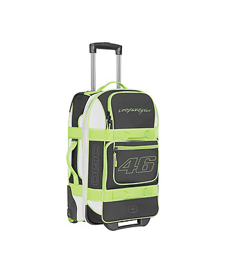 Ogio Vr46 Offroad Layover Bag Airline Regulation Carry On Luggage Mx 2800 Cu In