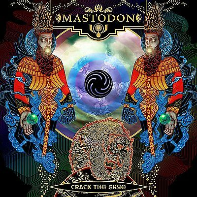 Mastadon - Crack The Skye (Baby Blue Lp) - Vinyl Lp - New