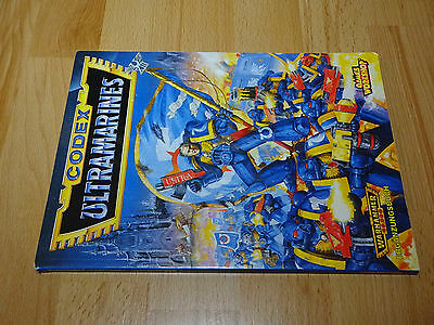 RAR! Codex Ultramarines 2. Edt.