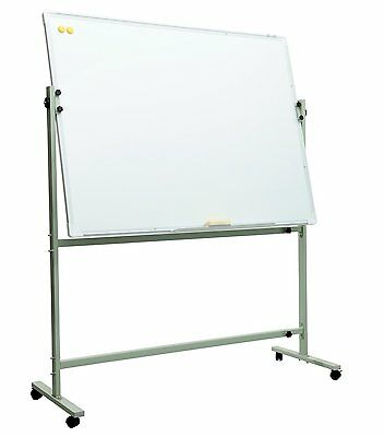Magnetic Mobile Whiteboard with Stand for office Presentation and School 4836