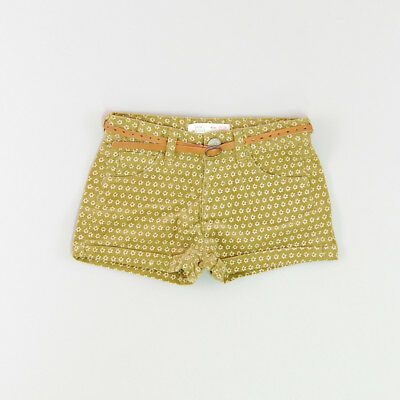 Shorts color Verde marca Zara 12 Meses