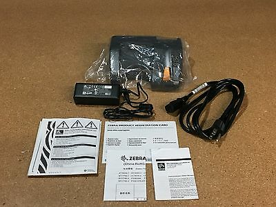 Zebra QLN 220 320 QLN-EC Ethernet Charging Cradle Kit P1031365-033
