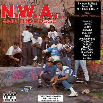 N.w.a - N.w.a. & The Posse - Vinyl Lp - New