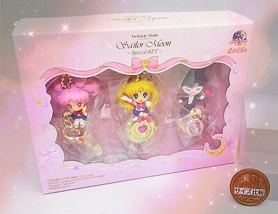 Sailor Moon Special Edition Set Twinkle Dolly New Brand