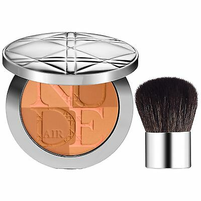 DIOR DiorSkin Nude Air Glow Powder - 002 FRESH LIGHT - NEW IN BOX! Retail $56!