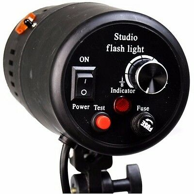Cowboystudio Photography Studio Lighting Mono Light Master Slave Strobe 160w