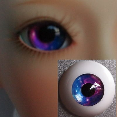 #HMC1 - Acrylic Eyes for BJD Doll 12 14 16mm 18 20 22 SD13/10 Dollfie Green