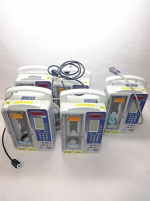 Lot 6 Hospira Lifecare PCA Infusion Pumps