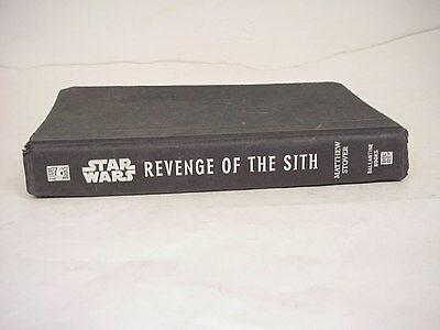 "STAR WARS Episode III ""Revenge of the Sith"", Lucas Books by Matthew Stover"