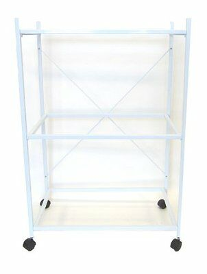 YMLG-4164WHT-YML 3-Shelf Stand for 2464 and 2474, White