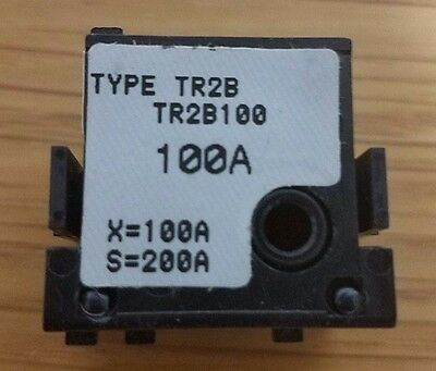 Tr2B100 Interchangeable Rating Plug - Rating Plug 100A/200S