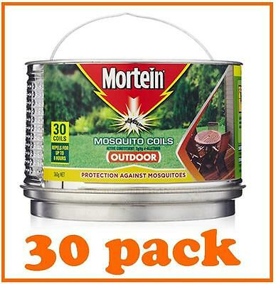 MORTEIN MOSQUITO COILS - 30 Coil Value Pack