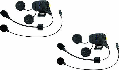 SMH5-FM Bluetooth Headset & Intercom with Built-in FM Tuner for Scooters and