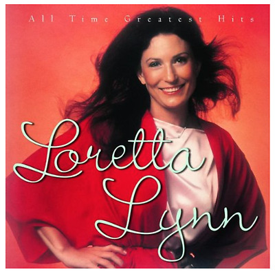 Loretta Lynn - All Time Greatest Hits (CD) • NEW • Best of