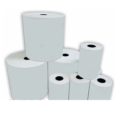 Just Eat Compatible Thermal Till Rolls (57x40) Quality Assured, Made in the UK