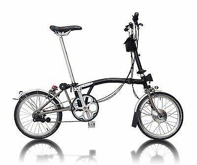 Electric Bicycle Conversion Kit for Brompton [Full package]