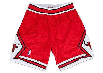 NEW Chicago Bulls 1997 1998 Authentic NBA Shorts by Mitchell & Ness