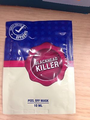 BLACKHEAD Remover PEEL OFF Deap Cleansing MASK 10ML - FACE MASK