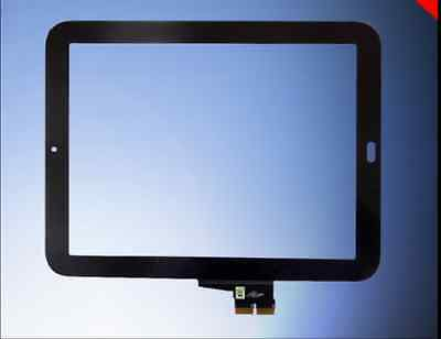 """Touch Glass Lens Digitizer Screen Replacement  FOR HP Touchpad 9.7"""" Front FU8"""