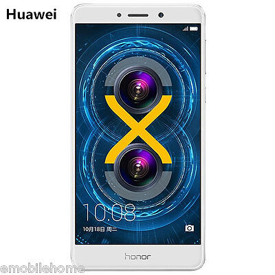 "Huawei Honor 6X 5.5"" 4G Smartphone Android6.0 Octa Core 2.1GHz 3Go+32Go Débloqué"