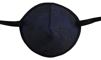 Eye Patch, ANTIQUE BLUE, Soft and Washable, Sold to the NHS
