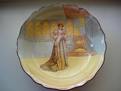 Antique Vintage China Royal Doulton Katharine Shakespeare Large Bowl