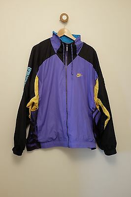 Vintage 80s/90s NIKE shell suit jacket