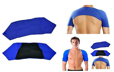 New Orthopedic Dual Tension DOUBLE SHOULDER POSTURE Support Brace Compression