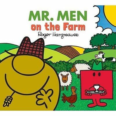 NEW  MR MEN - on the FARM (BUY 5 GET 1 FREE book ) Little Miss