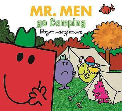 NEW  MR MEN GO CAMPING  (BUY 5 GET 1 FREE book ) Little Miss