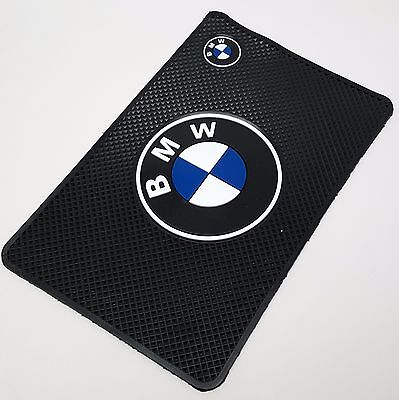New BMW Anti Slip Dash Mat DashBoard Pad Sticky Holder For Phone Keys