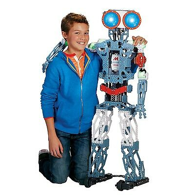 Personal Robot Meccano MeccaNoid Toy 4' Tall
