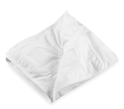"Arm's Reach Mini Co-Sleeper® Fitted Sheet in White 19.25"" x 34"""