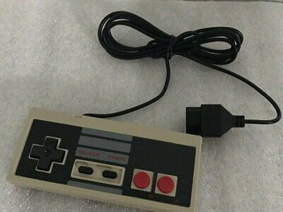 REPLACEMENT Controller For NES-004 Original Nintendo NES Vintage Console Wired