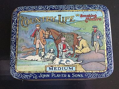 Country Life Tobacco Tin
