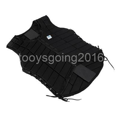 Women's Equestrian Vest Body Protector Horse Riding Guard Protection Equip S