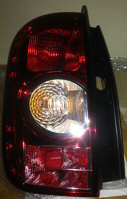 Rear tail light left Renault Dacia DUSTER 2010-14