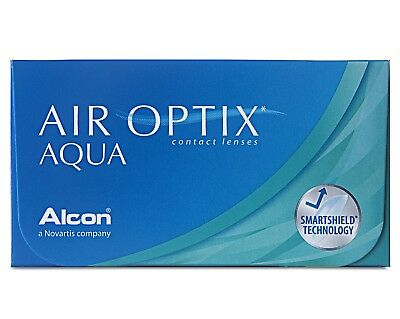 Alcon AIR OPTIX Aqua, Monatslinsen