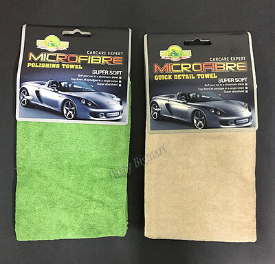 Multi-purpose Microfiber towel cloth car care wax polishing cleaning dusting-AU