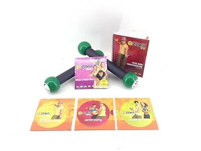 Coleccionismo Dvd Zumba Join The Party 1979755