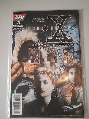 The X-Files Special Edition Issue 3 Collecting Issues 7,8,9
