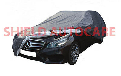 Heavy Duty Car Cover Waterproof + Cotton Lined Mercedes-C-Class C63 Amg