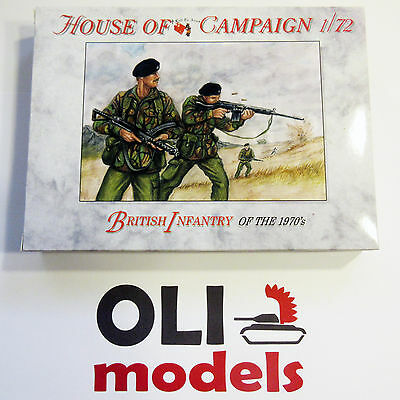 1/72 British Infantry of the 1970s (32) Figures Set - A Call to Arms 67