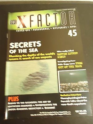 The X Factor Issue 45 Magazine 1998