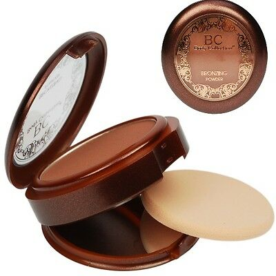 Body Collection Bronzer Bronzing Powder Compact Feine Bräunungspuder Puder 6g