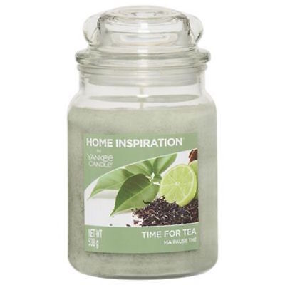 Yankee Candle Home Inspiration Time For Tea Large Candle