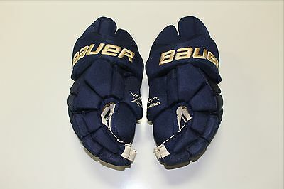 Brand New Pro Return Bauer X60 Alex Picard Penguins Hockey Gloves Size 14""